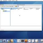 KeepassX under MacOS X 10.3 (1)